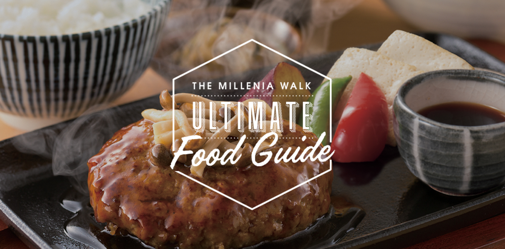 The Millenia Walk Food Guide