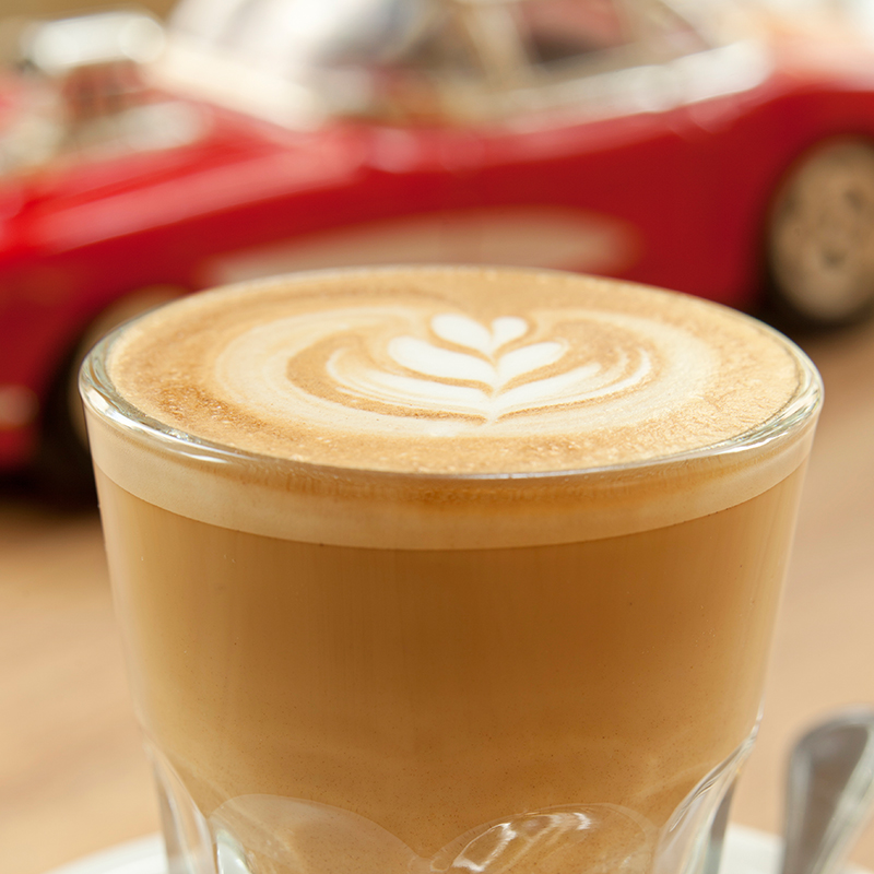 Coffee lovers, this is for you! Latte at $2