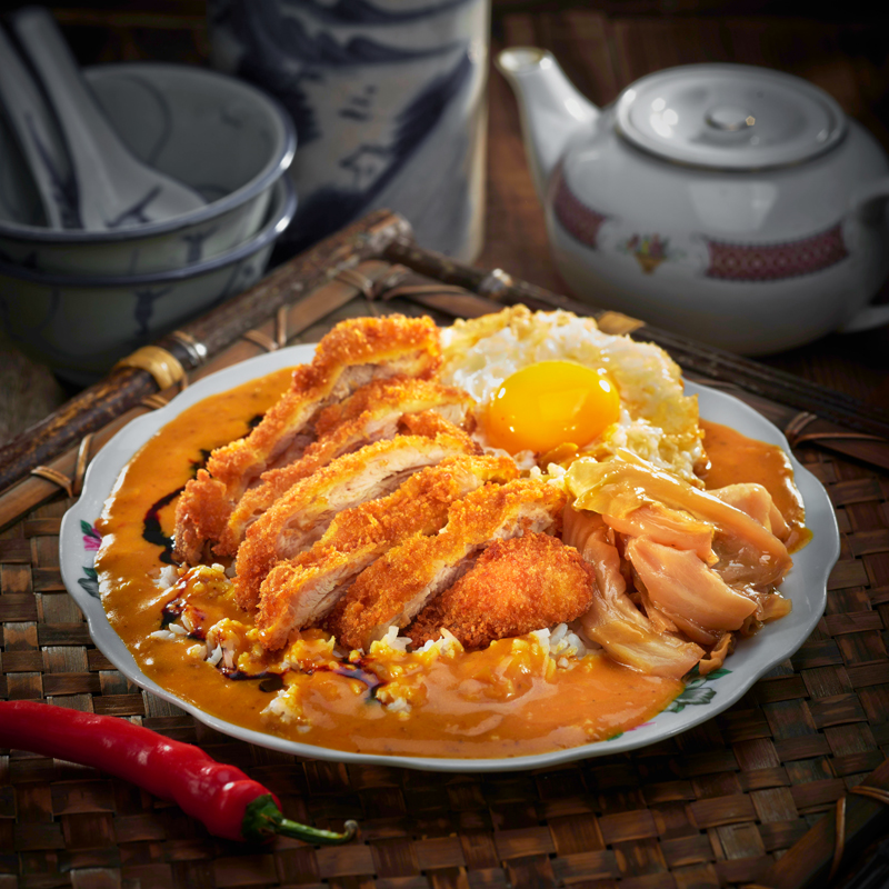 Serving local traditional fare with nostalgic flavour and taste