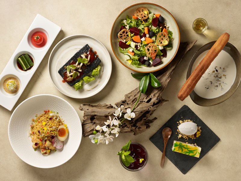 Indulge in Elemen's latest menu for Parent's Day – Blossoms of Love