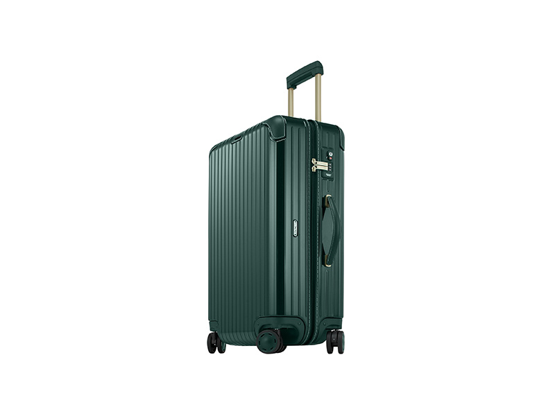 Rimowa is widely known for their quality luggages. Hop on to the best travel experience with Rimowa