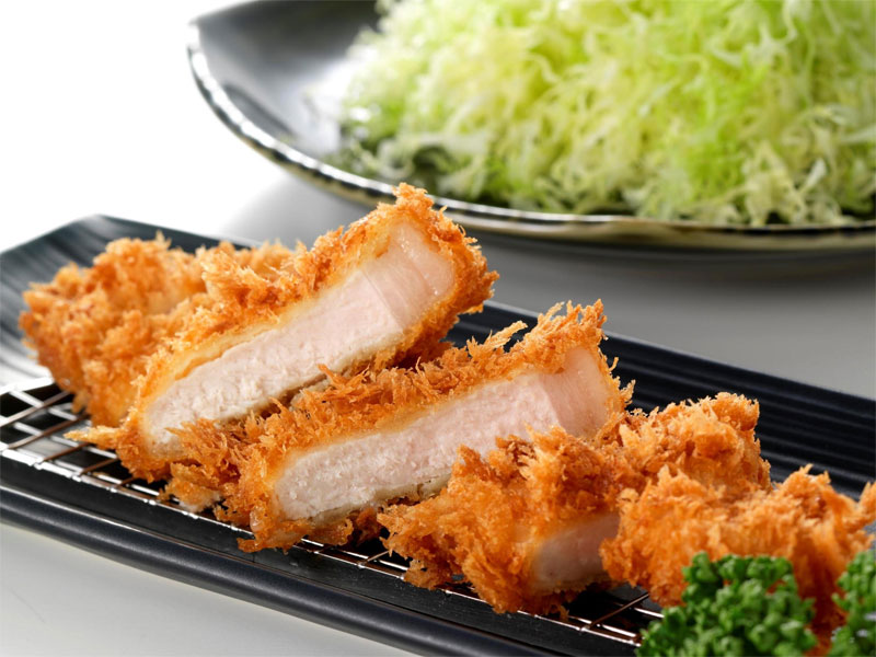 Saboten uses only the freshest ingredients to create that perfect Tonkatsu