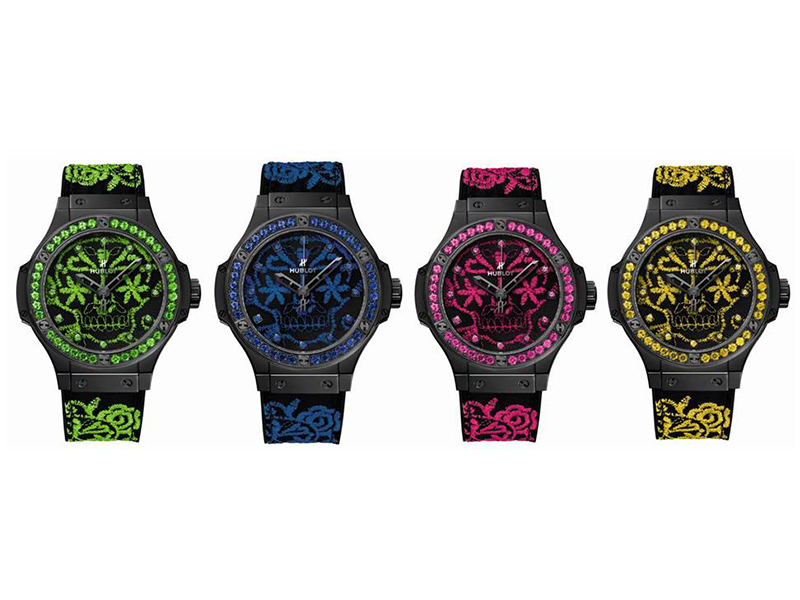 The All-new Hublot Collection