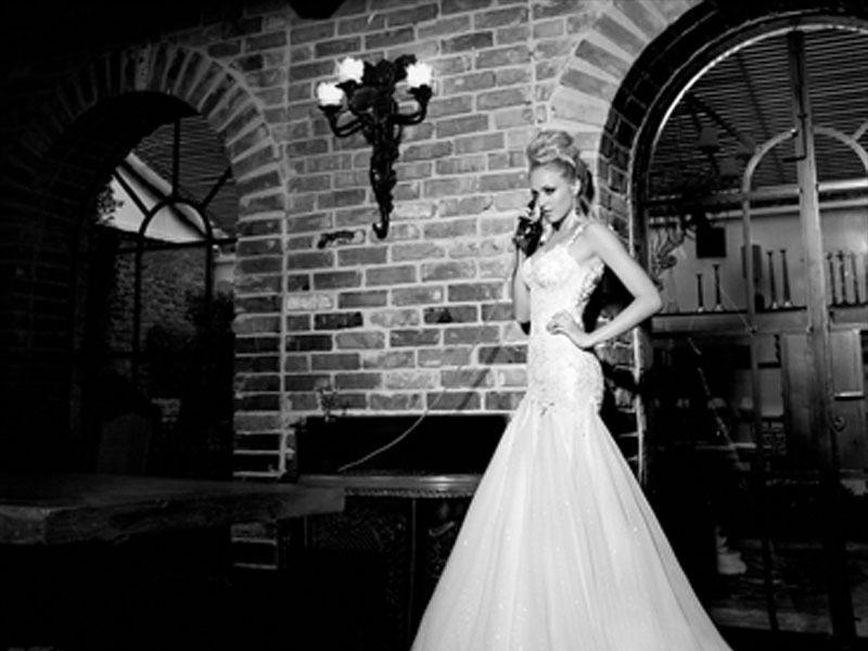 The Proposal provide today's fashion-aware brides with gowns that strike the balance between modernity and tradition